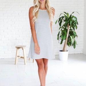 ✨EUC✨Honey Punch Striped Dress